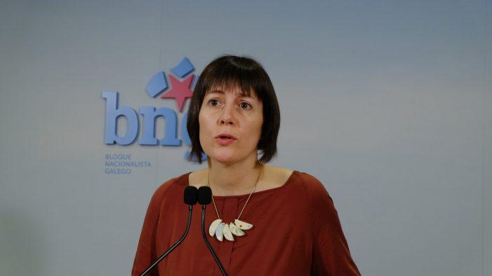 """Ana Pontón: """"As eleccións deben celebrarse con todas as garantías sanitarias e democráticas, non antes nin en plena pandemia"""""""
