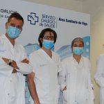 A incidencia do COVID-19 nos pacientes con enfermidade inflamatoria intestinal é mínima na área sanitaria de Vigo