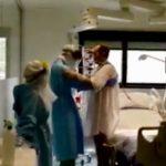 O Álvaro Cunqueiro é referencia nacional na atención fisioterpéutica aos pacientes con COVID-19 das unidades de críticos