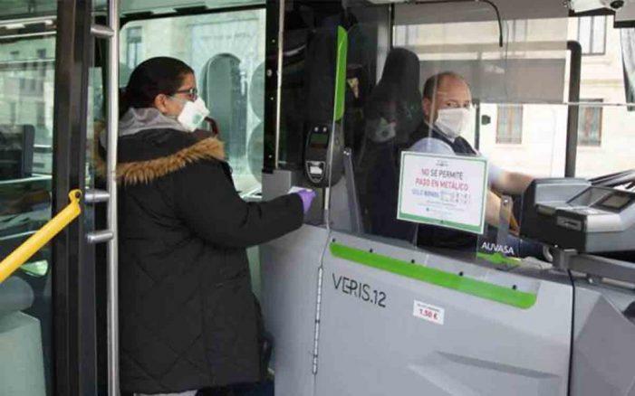 Los ciudadanos perciben el transporte público como el servicio con mayor riesgo de contagio