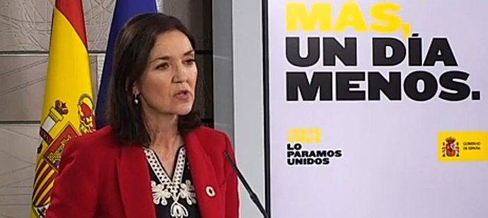 Reyes Maroto se reúne con cien representantes de la hostelería española