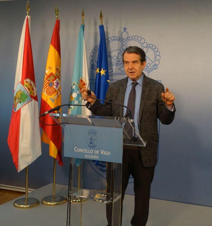 O goberno de Vigo duplica desde este martes as rúas peonís nos días laborables