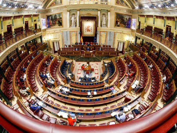 El Pleno convalida el Real Decreto-ley de medidas de reactivación para hacer frente al impacto del COVID-19 en los ámbitos de transportes y vivienda