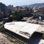 O goberno de Vigo contrata a asistencia técnica da obra dos accesos á estación de Urzáiz