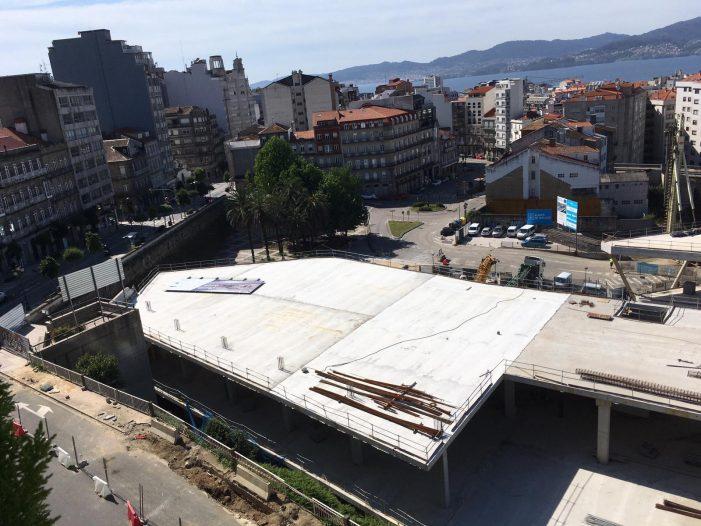 O Concello contrata a redacción do proxecto do ascensor da Praza da Estación a Urzáiz e Vía Norte