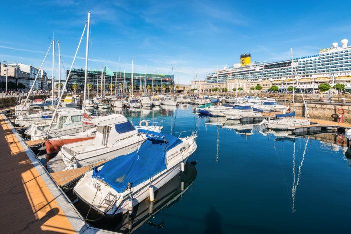 Portos de Galicia regula o acceso dos armadores de embarcacións recreativas ás instalacións náuticas