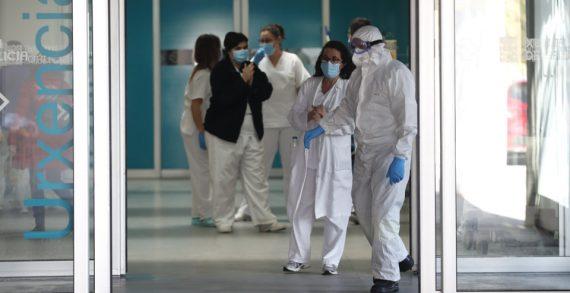 14 Falecidos nas últimas horas e 21.613 contaxiados activos por coronavirus en Galicia