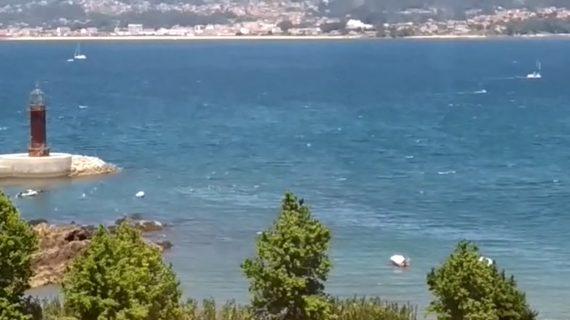 Marea de Vigo traslada documentación ao Parlamento Europeo para que se manteña aberta a petición sobre as verteduras e contaminación na ría