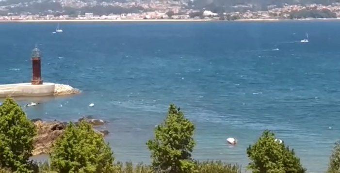 Denuncian unha vertedura na zona de  Alcabre en Vigo