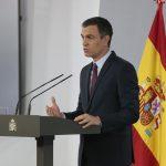 """Pedro Sánchez: """"Cada uno podemos ser un muro frente al virus o una vía de contagio"""""""