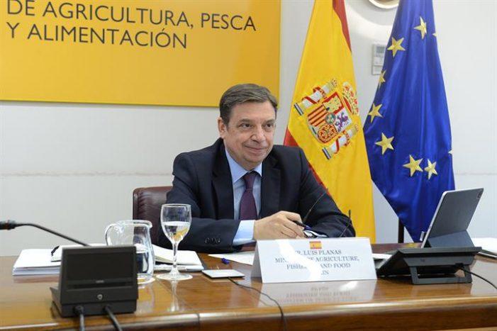Planas destaca los avances alcanzados para dotar de mayor flexibilidad y eficacia a la gestión de la PAC