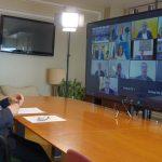 Abel Caballero destaca a importancia dun Pacto Nacional polo Turismo no pleno da Rede de Destinos Turísticos Intelixentes