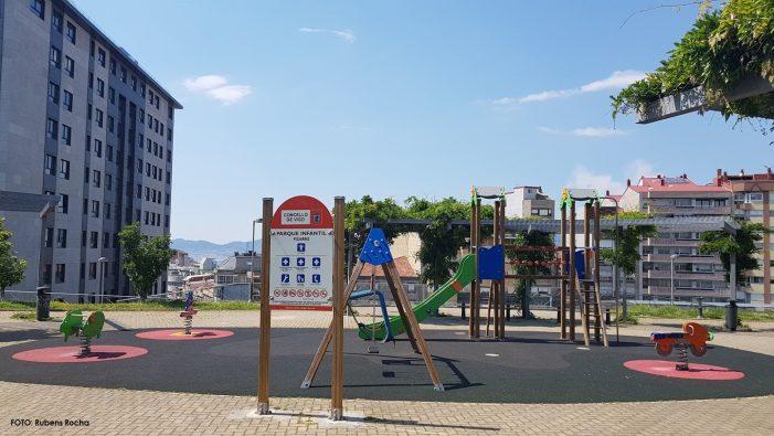 O BNG de Vigo insta a reapertura dos parques infantís fechados desde hai tres meses