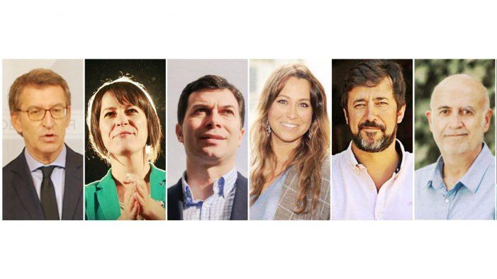 As televisións públicas presentan os planos de cobertura das eleccións autonómicas