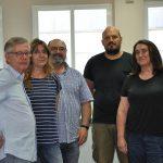 Un equipo internacional investiga por primeira vez como afectaron os cambios climáticos abruptos á fauna bentónica da Conca Interior de Galicia