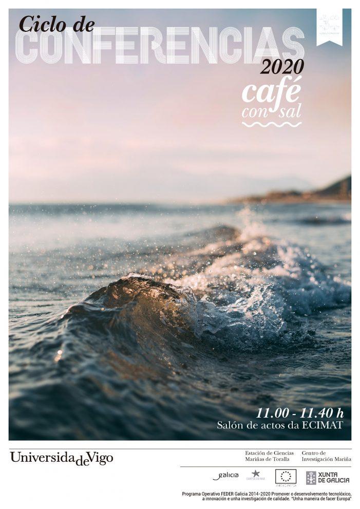 O ciclo de conferencias Café con Sal regresa tras o parón pola pandemia
