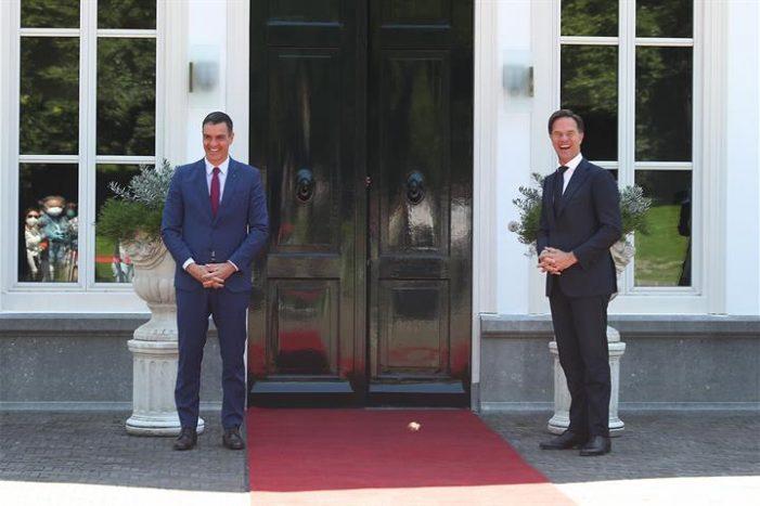 Pedro Sánchez apuesta por un acuerdo europeo ambicioso y solidario para afrontar impacto económico del coronavirus
