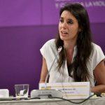 Irene Montero presenta las líneas de trabajo del Ministerio de Igualdad al Consejo de Participación de la Mujer