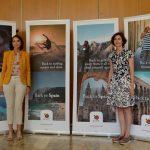 Maroto presenta la campaña de promoción internacional y el nuevo portal spain.info