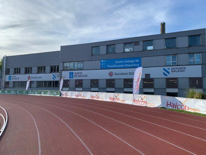 A Xunta publica unha nova convocatoria para conceder 6 prazas de colaboradores -3 homes e 3 mulleres- no centro galego de tecnificación deportiva