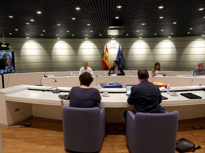 Arranca la Mesa de Diálogo Social para abordar las prestaciones de los trabajadores con varios contratos a tiempo parcial y de los que consumieron sus prestaciones sin estar afectados por ERTE