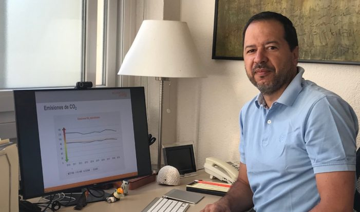España mellorou significativamente o seu índice de descarbonización en 2019, segundo o Barómetro de Transición Energética