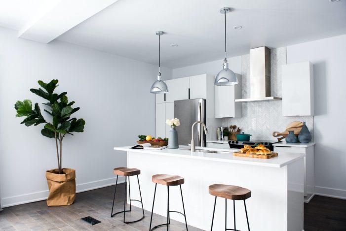 Cocinas de diseño pequeñas, tendencia de decoración en auge tanto para pisos como apartamentos