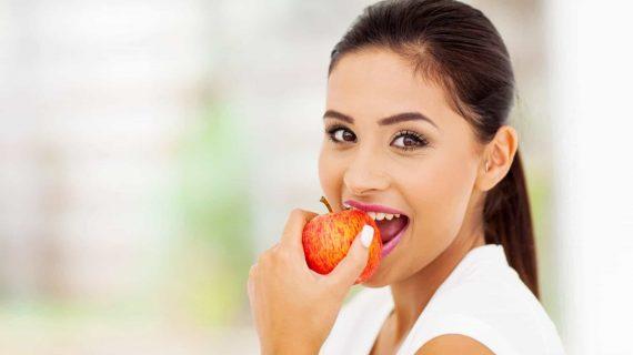 Una manzana puede contener hasta 31 pesticidas diferentes