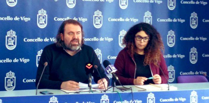 Marea de Vigo denuncia a situación das traballadoras do SAF ante a nova adxudicación e pide a remunicipalización do servizo