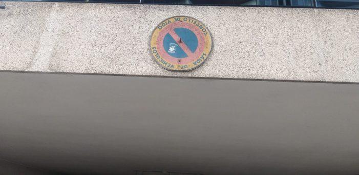 Un total de seis operarios resultaron afectados por unha acumulación de gases nun garaxe en Vigo