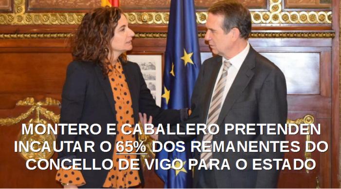 O BNG lanza unha recollida de sinaturas na Rede contra a incautación dos remanentes do Concello de Vigo
