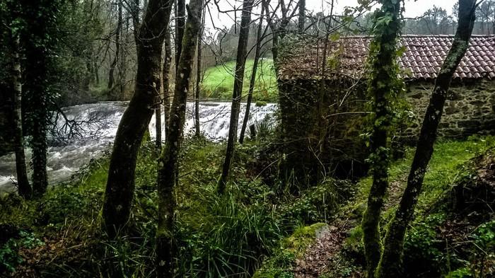Localizado no río o corpo sen vida dun home en Vedra