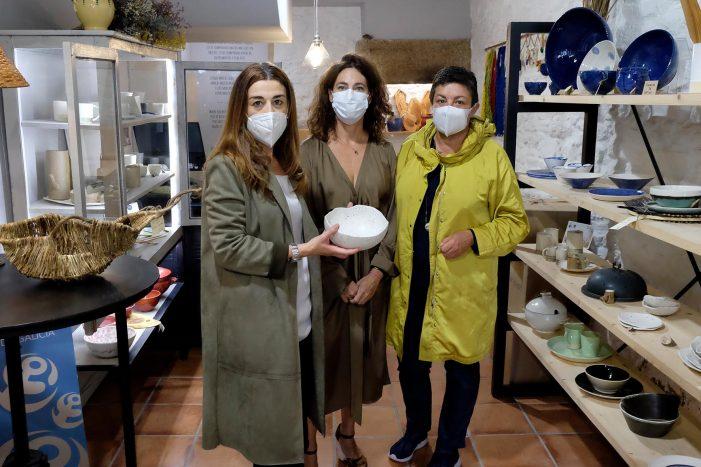 A Xunta activa novas axudas por 330.000 euros para impulsar a comercialización dixital do sector artesán galego
