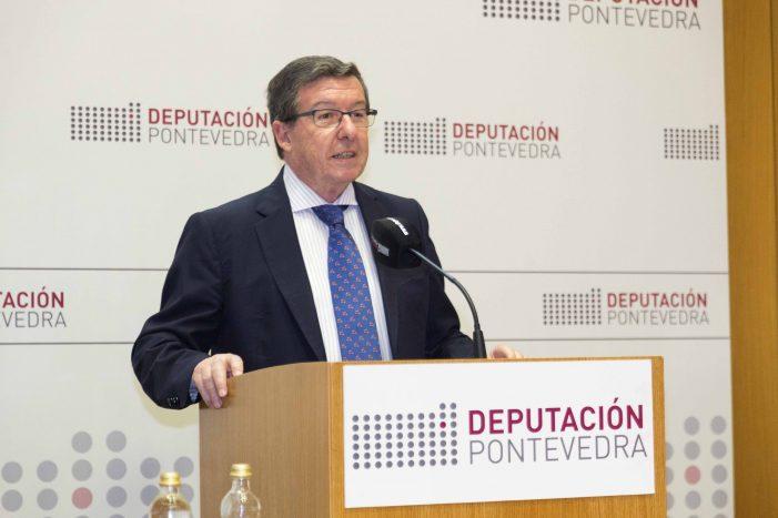 """Carlos Font: """"o novo modelo dos GES da provincia é posible grazas ao esforzo extraordinario da Deputación de Pontevedra"""""""
