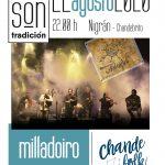 O Concello de Nigrán ofrece este sábado no Chandefolk o concerto de Milladoiro cunha homenaxe especial a Antón Seoan, veciño de Camos e membro fundador
