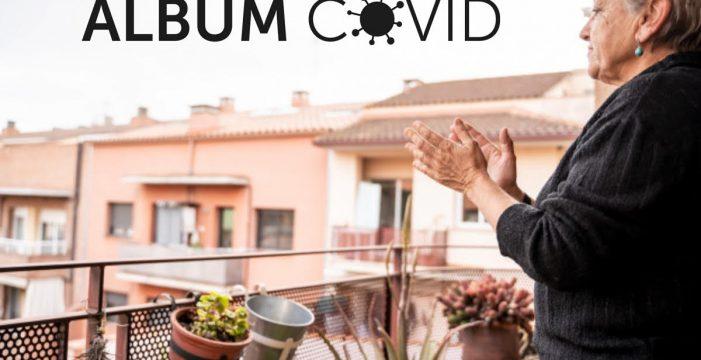 Afundación documenta a pandemia e as súas consecuencias no seu espazo participativo «Álbum COVID»