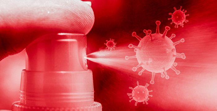 Investigadores del CSIC trabajan en un spray antiviral para 'engañar' al coronavirus y detener la infección
