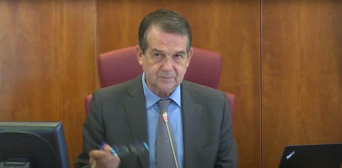 O goberno de Vigo aproba os convenios de cesión de terreos da humanización da estrada Porto-Beade