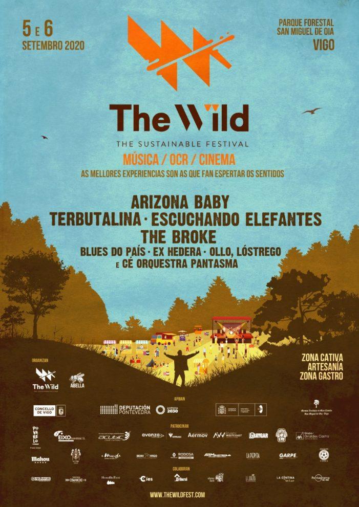 Unha fin de semana de festa para os máis cativos no festival sostible The Wild