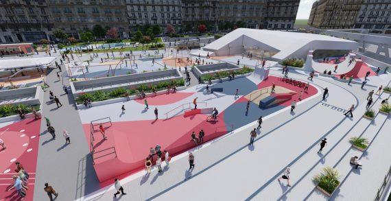 Los deportes urbanos ya son un símbolo de Vigo