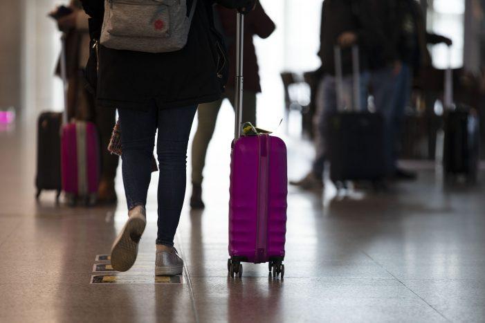 Máis de 107.000 viaxeiros rexistraron os seus datos de contacto nos primeiros días de vigor da norma