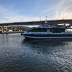 Naviera Mar de Ons estrena el servicio Pontevedra-Ons y organiza una nueva experiencia Starlight