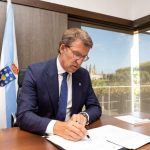 Alberto Núñez Feijóo presenta o seu novo goberno