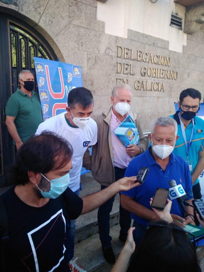 Los grandes sindicatos de la Policía Nacional de Galicia consiguen que el Gobierno le haga los test del coronavirus a los agentes