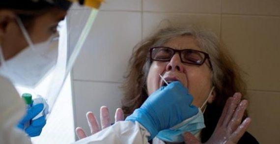 Galicia sobrepasa los 3.600 contagios por COVID-19