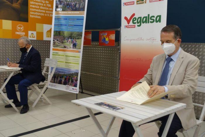 """Concello e Vegalsa Eroski reeditan a súa colaboración no programa ambiental """"Vigo, camiño a camiño"""""""