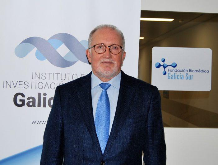O Doutor Fernández Lorenzo nomeado persoal emérito do servizo galego de saúde