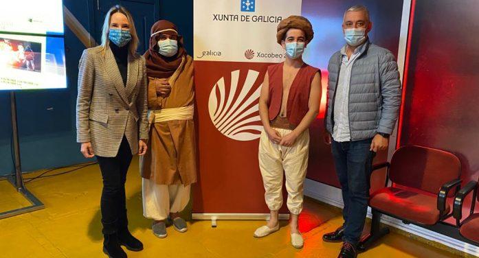 O Fondo de proxectos culturais Xacobeo 2021 leva a Vigo o musical Aladino e a lámpada marabillosa