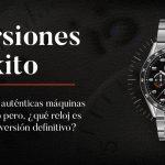 Inversiones de éxito: los relojes de lujo