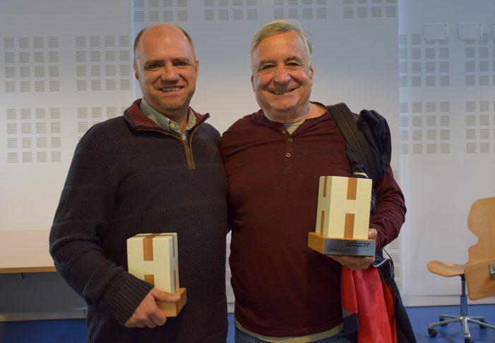 A Universidade outorga os II Premios Consello Social UVigo-Humana á asociación Provivienda e ao Fondo Galego de Cooperación e Solidariedade